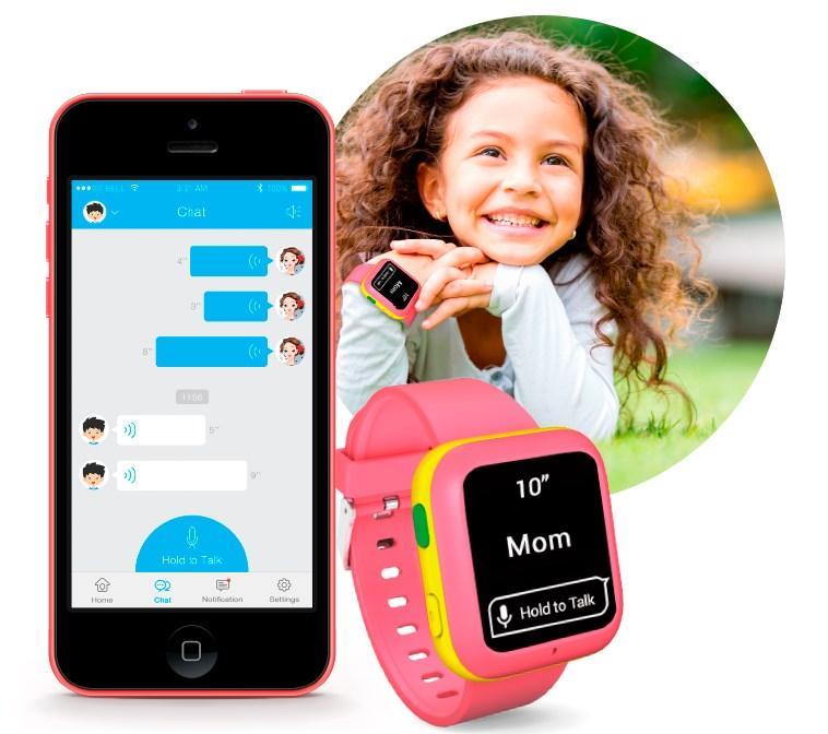 Takto vypadají chytré hodinky pro děti Misafes