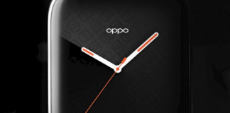 Chytré hodinky značky OPPO jsou na prvních fotkách