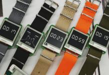 Chytré hodinky za 55 dolarů a s e-inkoustem, to jsou Watchy